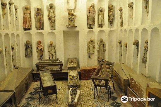 巴勒莫嘉布遺修院地下墓室4