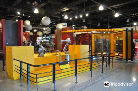 Heilongjiang Science and Technology Museum1