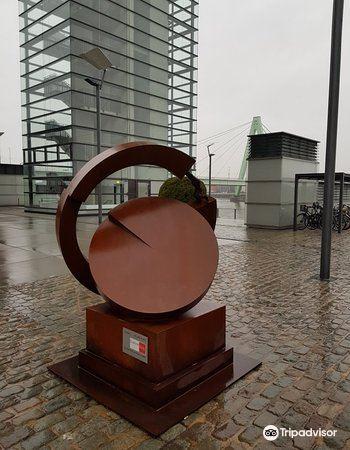Kranhauser im Rheinauhafen3