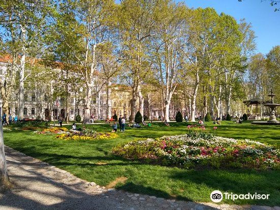 Park Zrinjevac Travel Guidebook Must Visit Attractions In Zagreb Park Zrinjevac Nearby Recommendation Trip Com