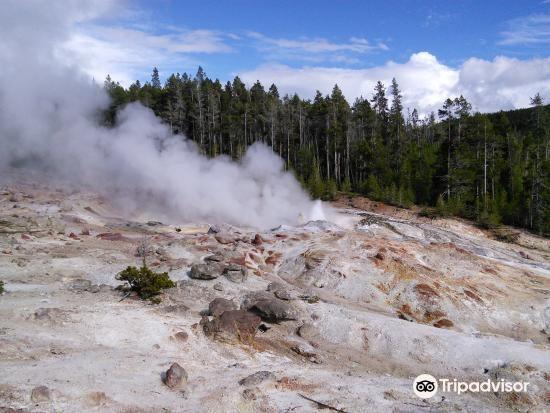 蒸汽船噴泉1