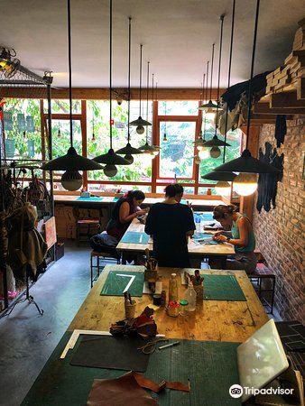 DIY Box - Leather & Coffee Workshop4