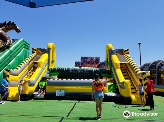 Cape Cod Inflatable Park4