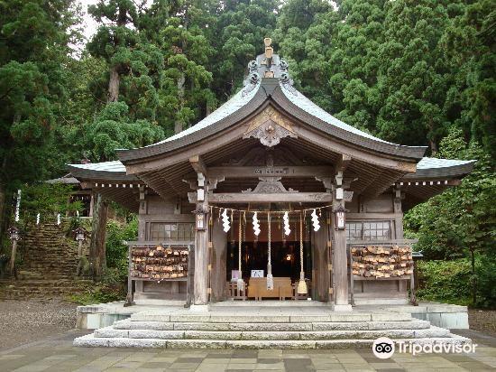 Shinzan Shrine1