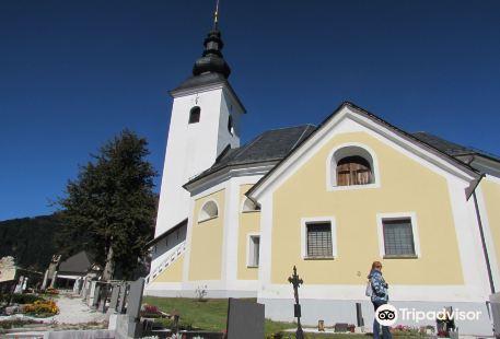 Spodnja Sorica Church of St. Nicholas