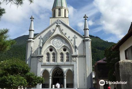 Tsuwano Catholic Church