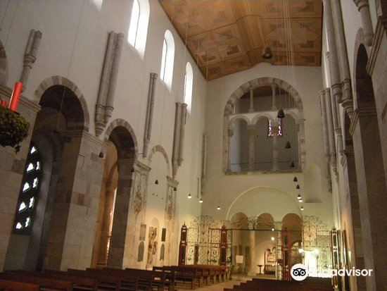 St Maria im Kapitol教堂2