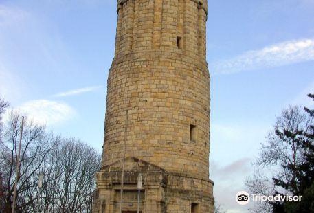 Bismarckturm im Bochumer Stadtpark