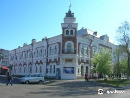 Amur Regional Local Lore Museum of Novikov-Daurskiy4