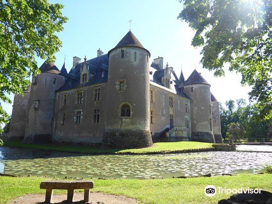 Château d'Ainay-le-Vieil4