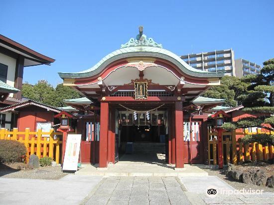 Moto Toshogu Shrine1