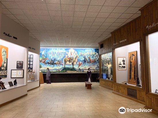 Will Rogers Memorial Museum