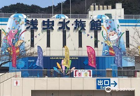 Asamushi Aquarium