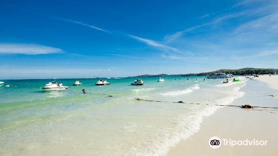 薩卡威沙灘1