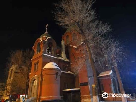 The Тemple of the Holy Virgin in Harbin1