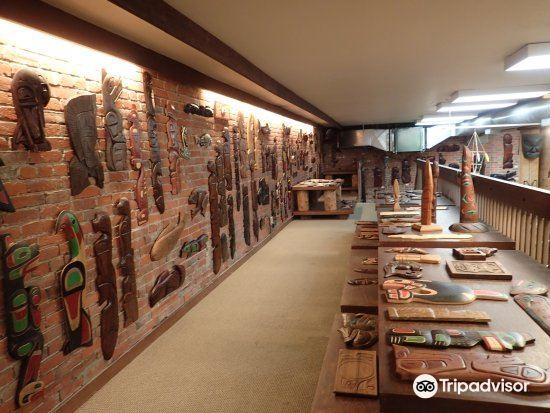 Hill's Native Art Gallery
