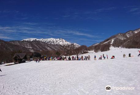 Oku Oyama Ski Resort