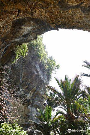 Punakaiki Cavern4