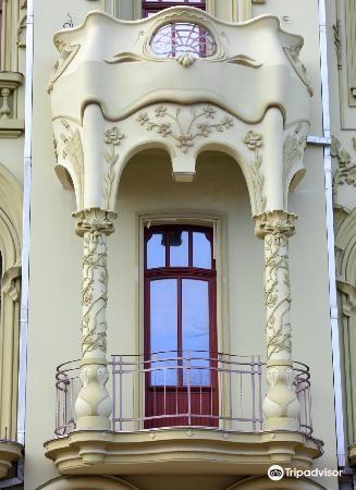 德里巴索沃斯卡亞街景2