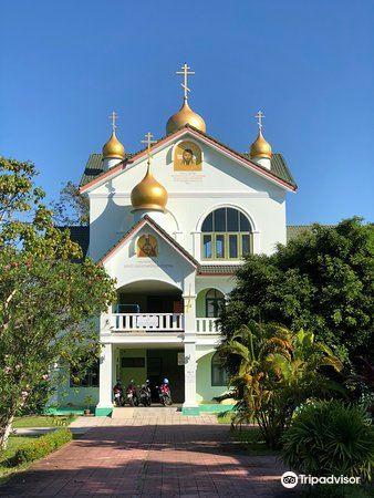 Holy Trinity Church in Phuket4