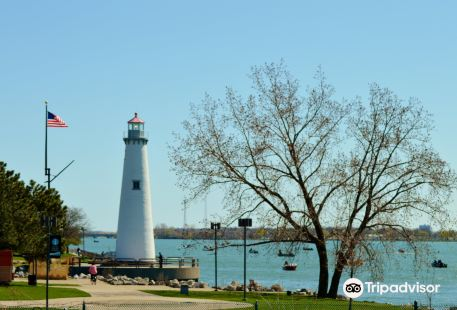 William G. Milliken State Park and Harbor