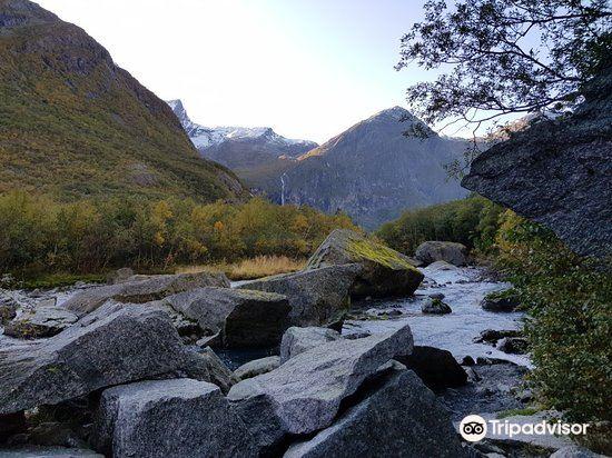 Briksdal Glacier (Briksdalbreen)2