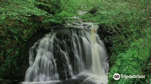 Cushendun Caves, Glens of Antrim