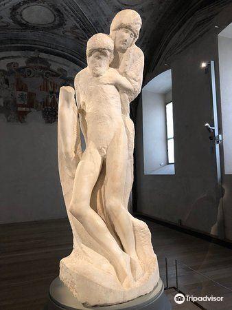 Museo Pietà Rondanini3