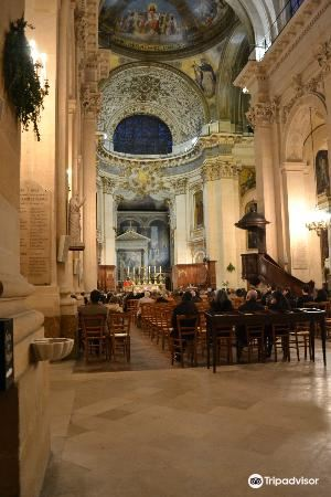 Eglise Saint Thomas d'Aquin1