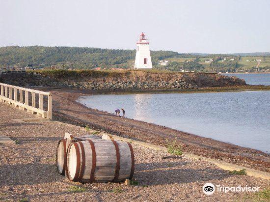Inch Arran Point Range Lighthouses2
