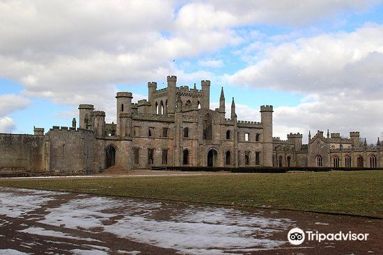 Lowther Castle and Gardens1