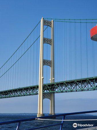 麥基諾大橋1