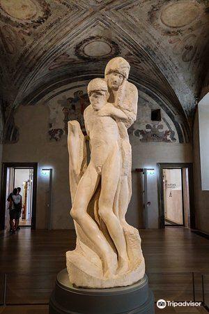 Museo Pietà Rondanini2