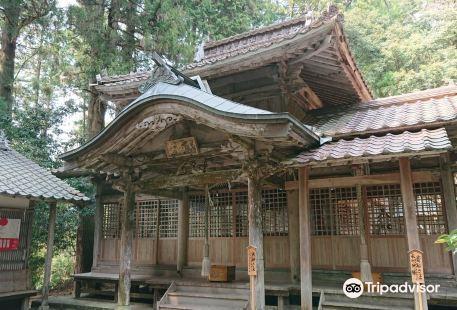 Nishoyamada Shrine