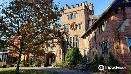 Stan Hywet Hall and Gardens4