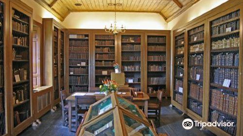 The Leighton Library