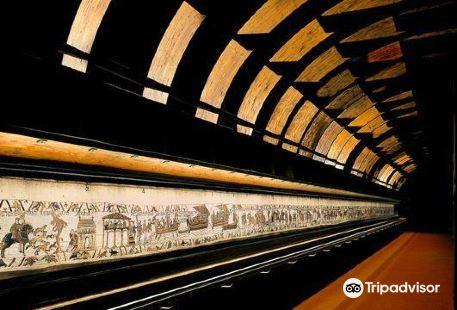 Musee de la Tapissetie de Bayeux