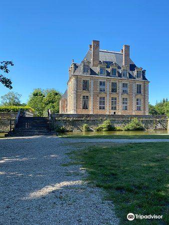 Château de La Ferté Saint Aubin1