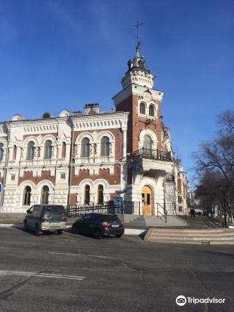 Amur Regional Local Lore Museum of Novikov-Daurskiy3