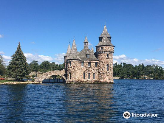 Boldt Castle and Yacht House2