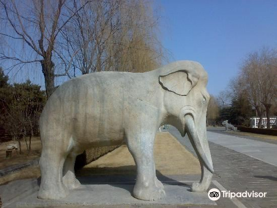 Ming Tombs-Tailing Tomb3