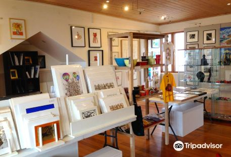 Tussock Upstairs Gallery