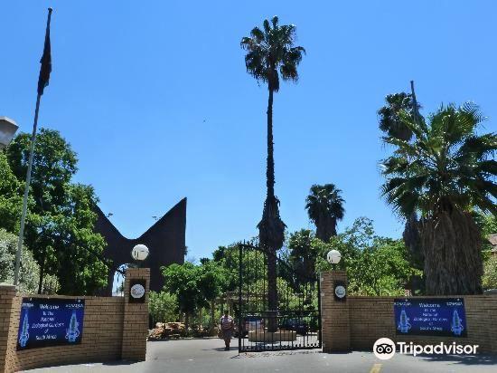普利托裡亞動物園1