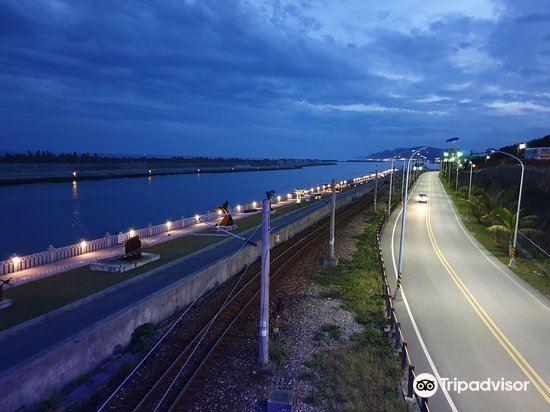 花蓮港景觀橋1