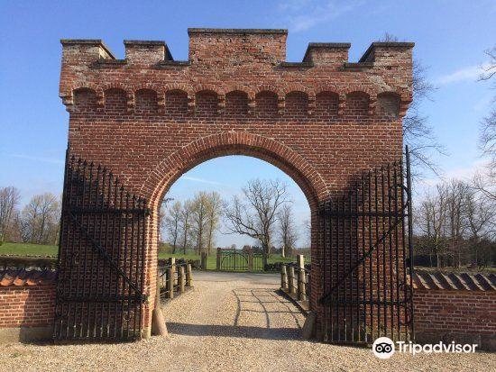Broholm Castle