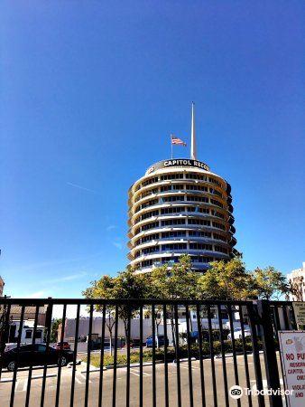 Capitol Records Building3