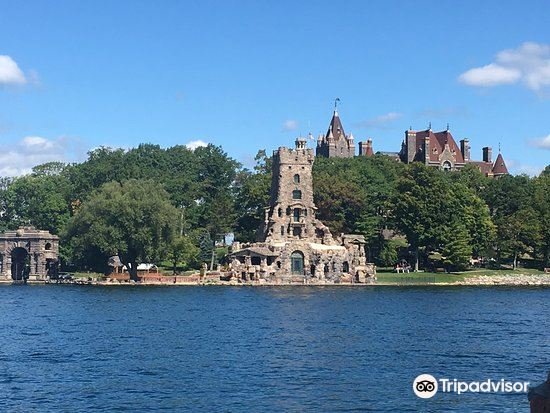 Boldt Castle and Yacht House3