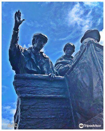 The Irish Memorial Monument1