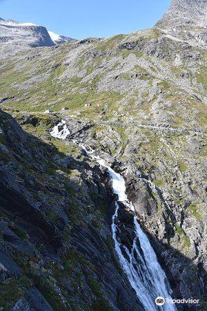 Stigfossen Waterfall1