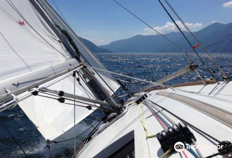 Segeln Lago Maggiore